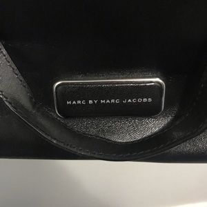 Marc By Marc Jacobs Bags - Marc by Marc Jacobs Leather Black Crossbody